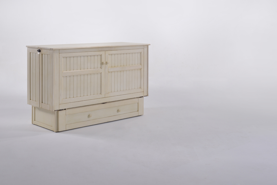 The Daisy Murphy Cabinet Bed